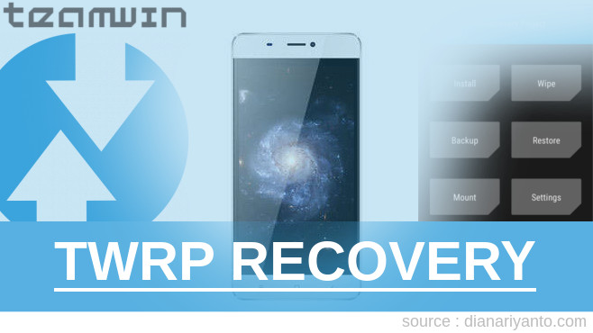 Download TWRP Ken Mobile V6 Tanpa PC